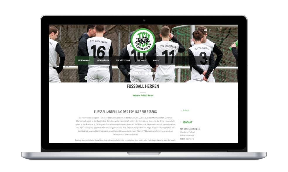 TSV Ebersberg Fußball