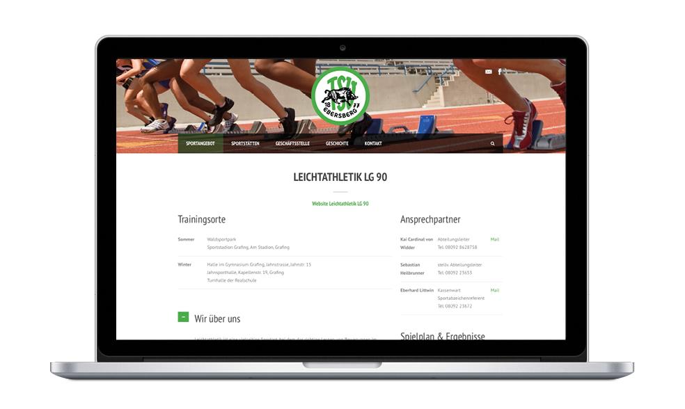 TSV Ebesberg Leichtathletik